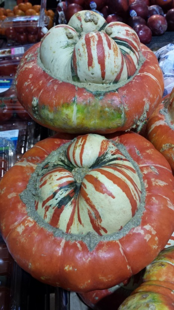 Korean Pumpkins