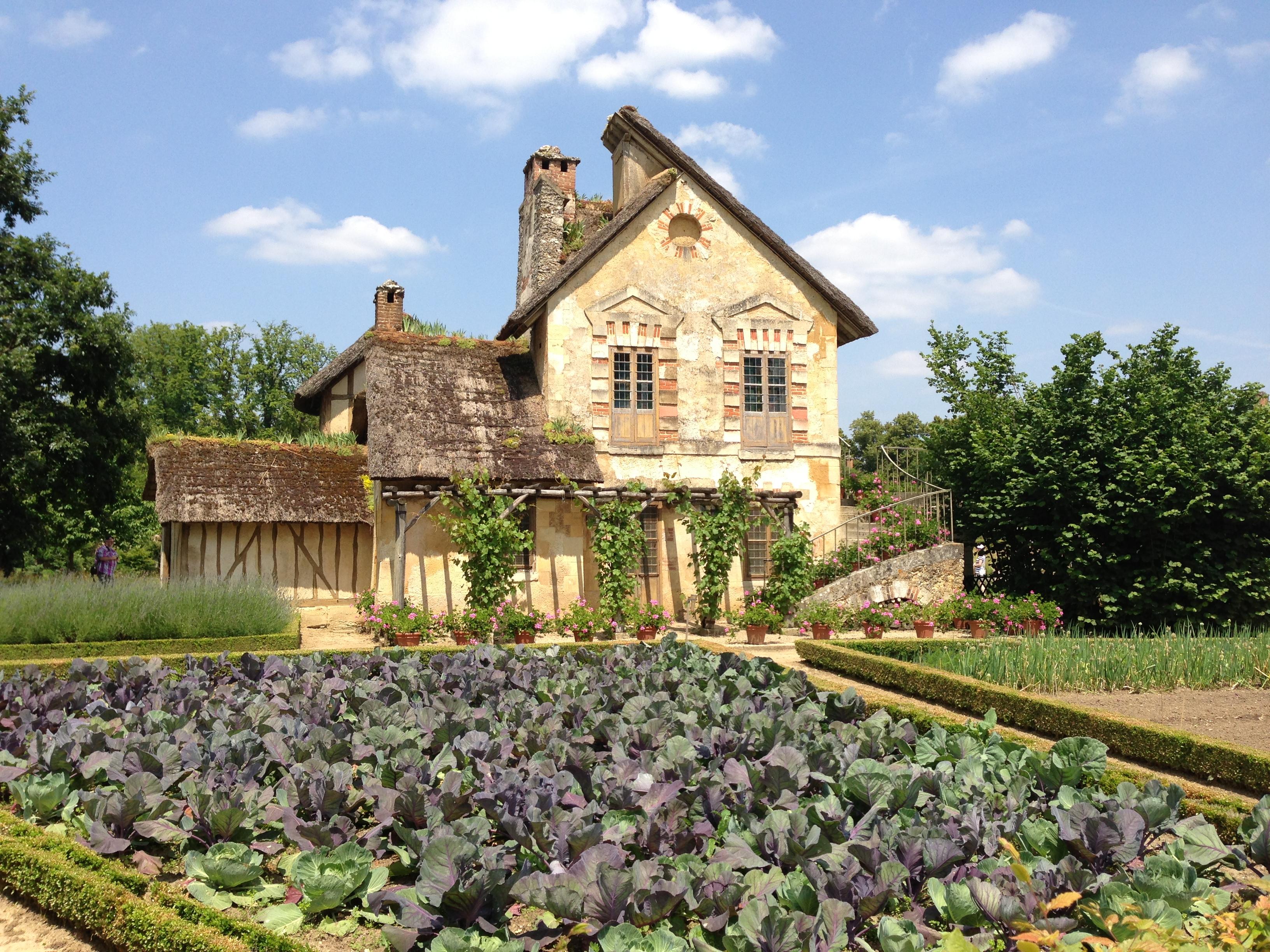 Gardens Of Versailles Stylish Heath
