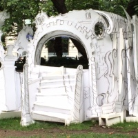 Madison Square Park in Wonderland