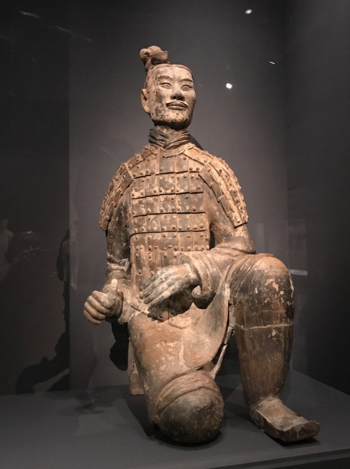 Terra-Cotta Warriors of the Qin Dynasty