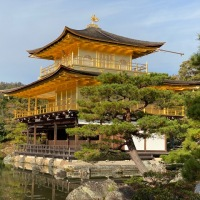 Golden Pavillion- Kyoto