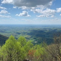 Hiking the Appalachia